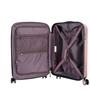 inside luggage
