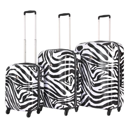 Serengeti Zebra Print